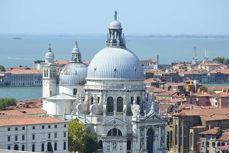 Basílica de San Giorgio Maggiore, Venecia