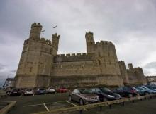Castillo de Caenarfon