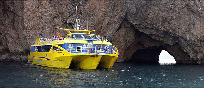 Excursiones a las Islas Medas