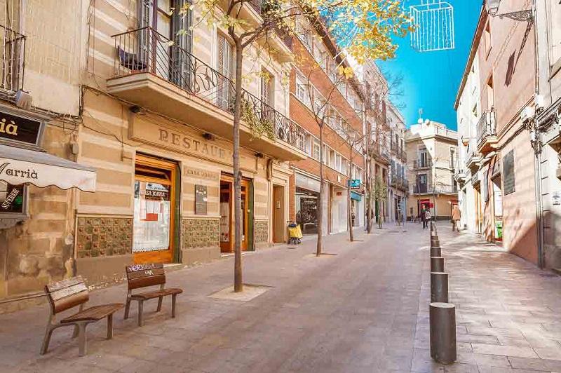 A dónde ir cuando echas de menos el campo en Barcelona