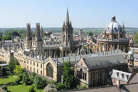 La Universidad de Oxford