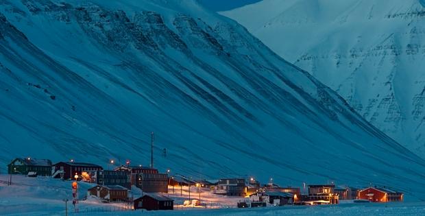 Svalbard, el reino del oso polar