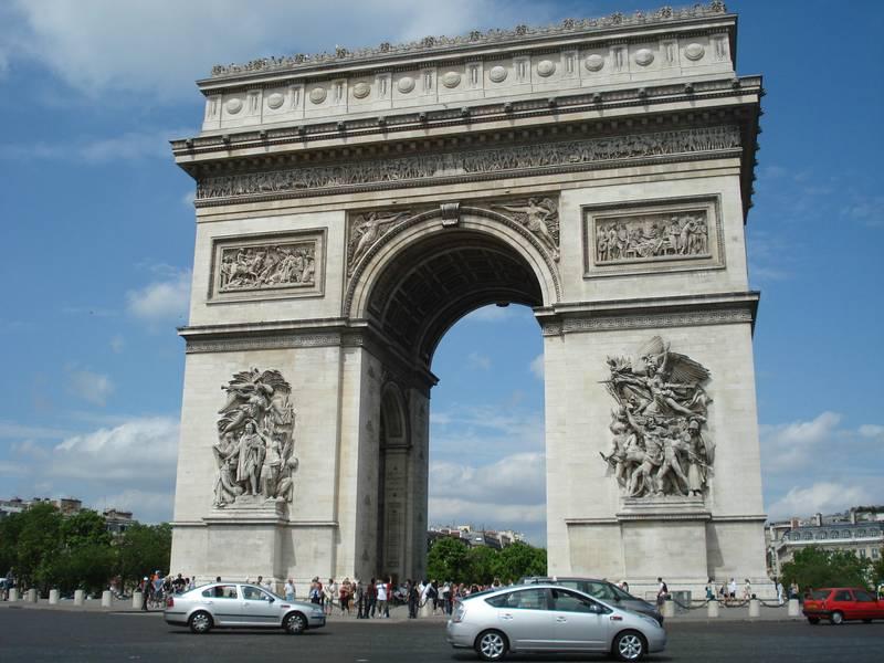 francia-arco del triunfo [800x600]
