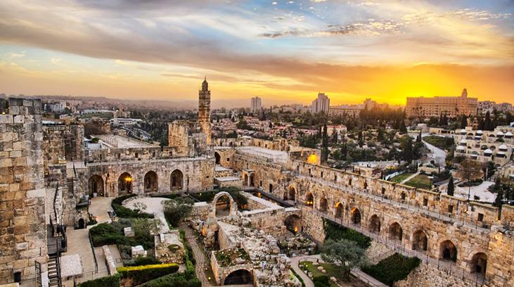 Jerusalém, la tierra santa - Turistas en Viaje