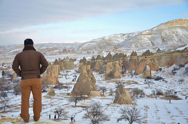 invierno Capadocia