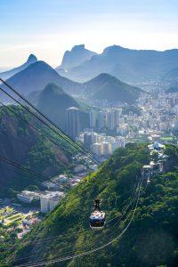 Cerro Pan de Azúcar en Río